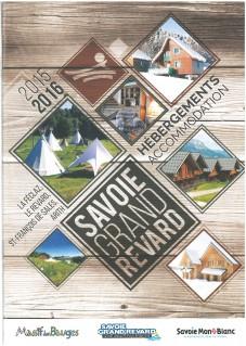 Brochure Hébergements 2016