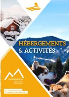 Brochure hébergements et activités 2018-2019