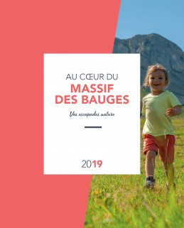 Brochure Bauges été 2019