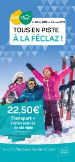 Horaires Cars Chambéry Hiver 2019