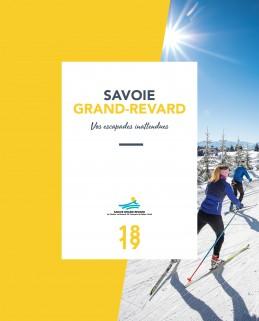 Brochure Savoie Grand Revard hiver 2018-2019
