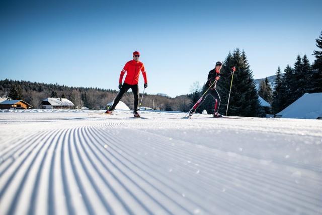 Préparez votre sortie de ski nordique