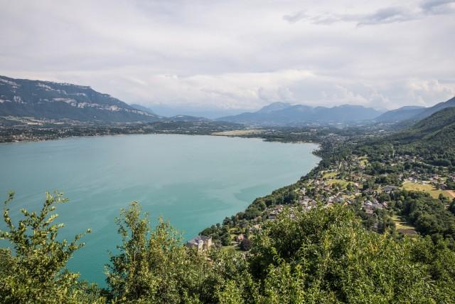 Le Bourget du Lac - Bourdeau - La Chautagne