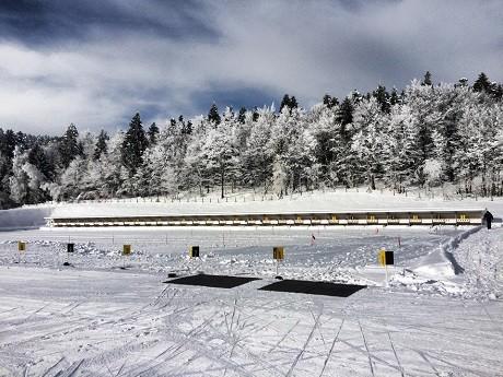 Stade de biathlon