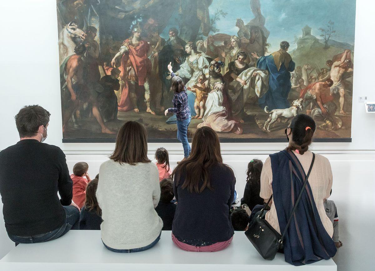 Musée des Beaux arts de Chambéry © Didier Gourbin - Grand Chambéry