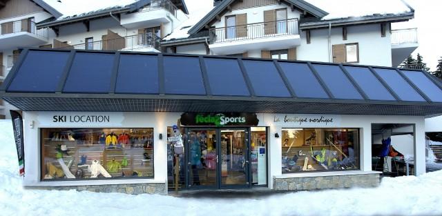 Féclaz Sport La Boutique