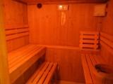Espace détente le sauna