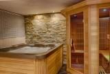 jacuzzi et sauna infrarouge