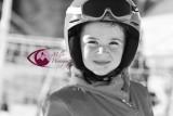 séance photo cours de ski