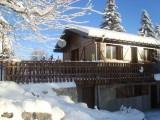 Le Chalet de la Forêt en hiver