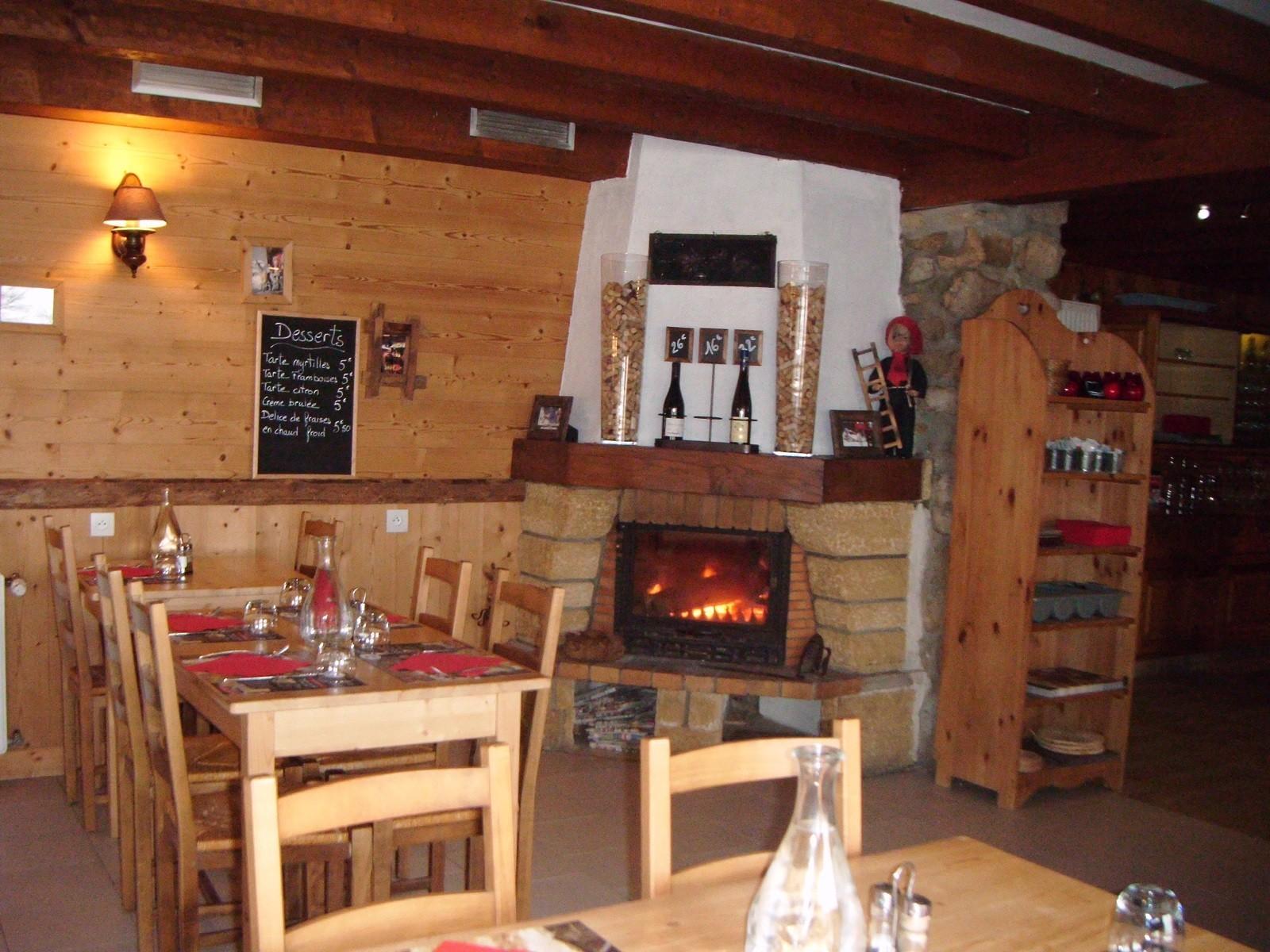 Restaurant le Sapey