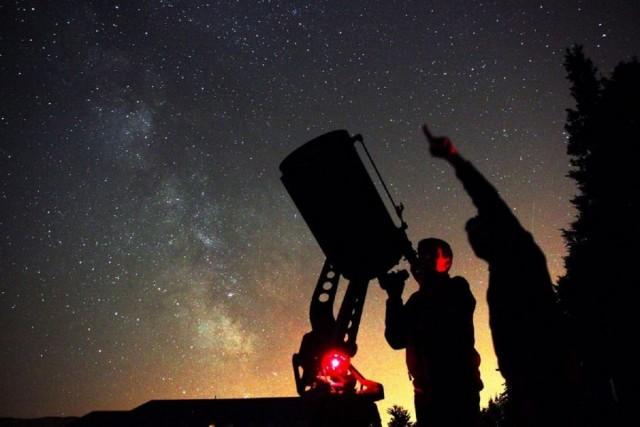 Station des étoiles